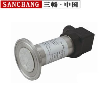 衛生平膜型壓力變送器