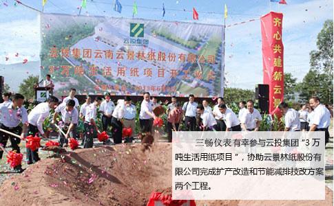 W88中文壓力變送器有幸加入雲投集團節能減排計劃