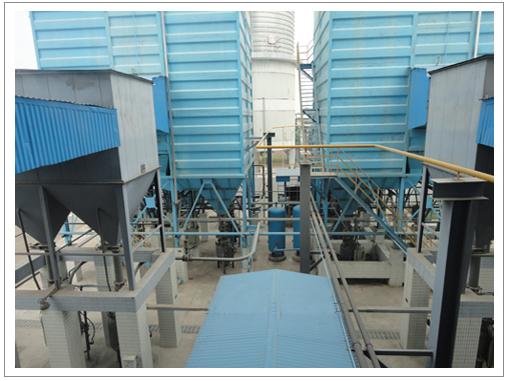 W88中文壓力變送器在仁恆紙業集團40T/h蒸汽鍋爐應用