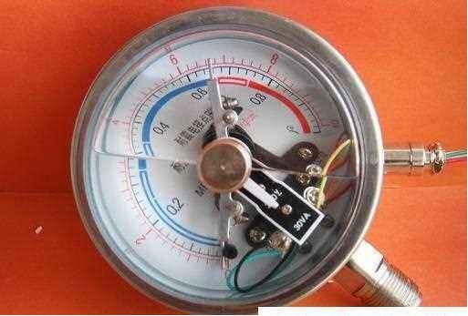 YXC-100BFZ不鏽鋼耐震電接點壓力錶