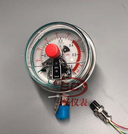 電接點壓力錶代替氣壓開關在空壓機上的運行分析