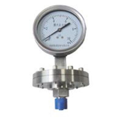 YPF-100A膜片壓力錶