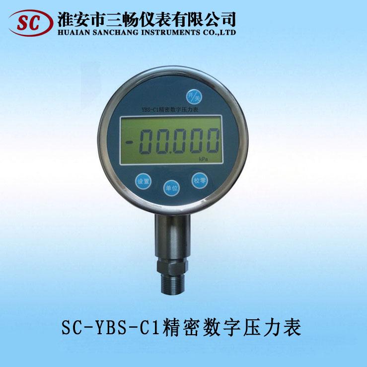YBS-C1精密數字壓力錶