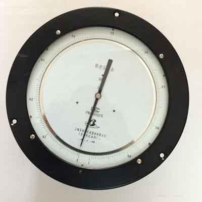 YB-201精密壓力錶