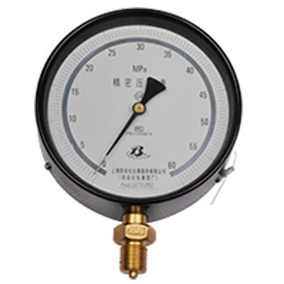 YB-150A精密壓力錶