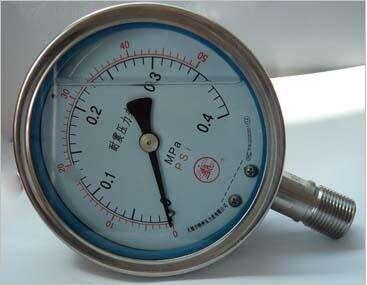 耐震壓力錶YN-40/50/60/75/100/150系列